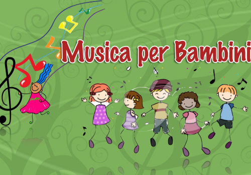 Corsi di musica per bambini - InformArte