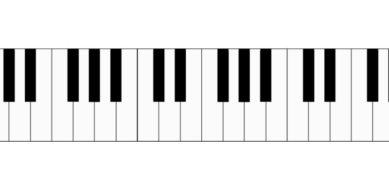 Pianoforte classico e moderno